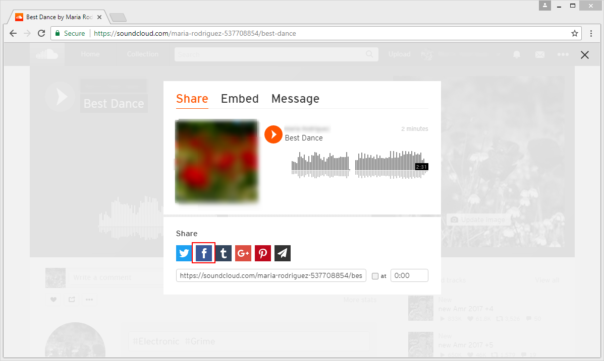 Picture of SoundCloud