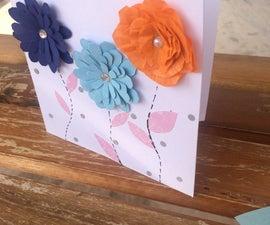 Diy Birthday Card Card