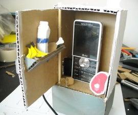 Cardboard Phone Holder
