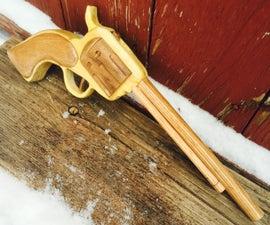 Pallet Rubber Band Gun