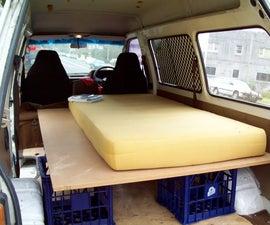 Easy Camper Van Conversion
