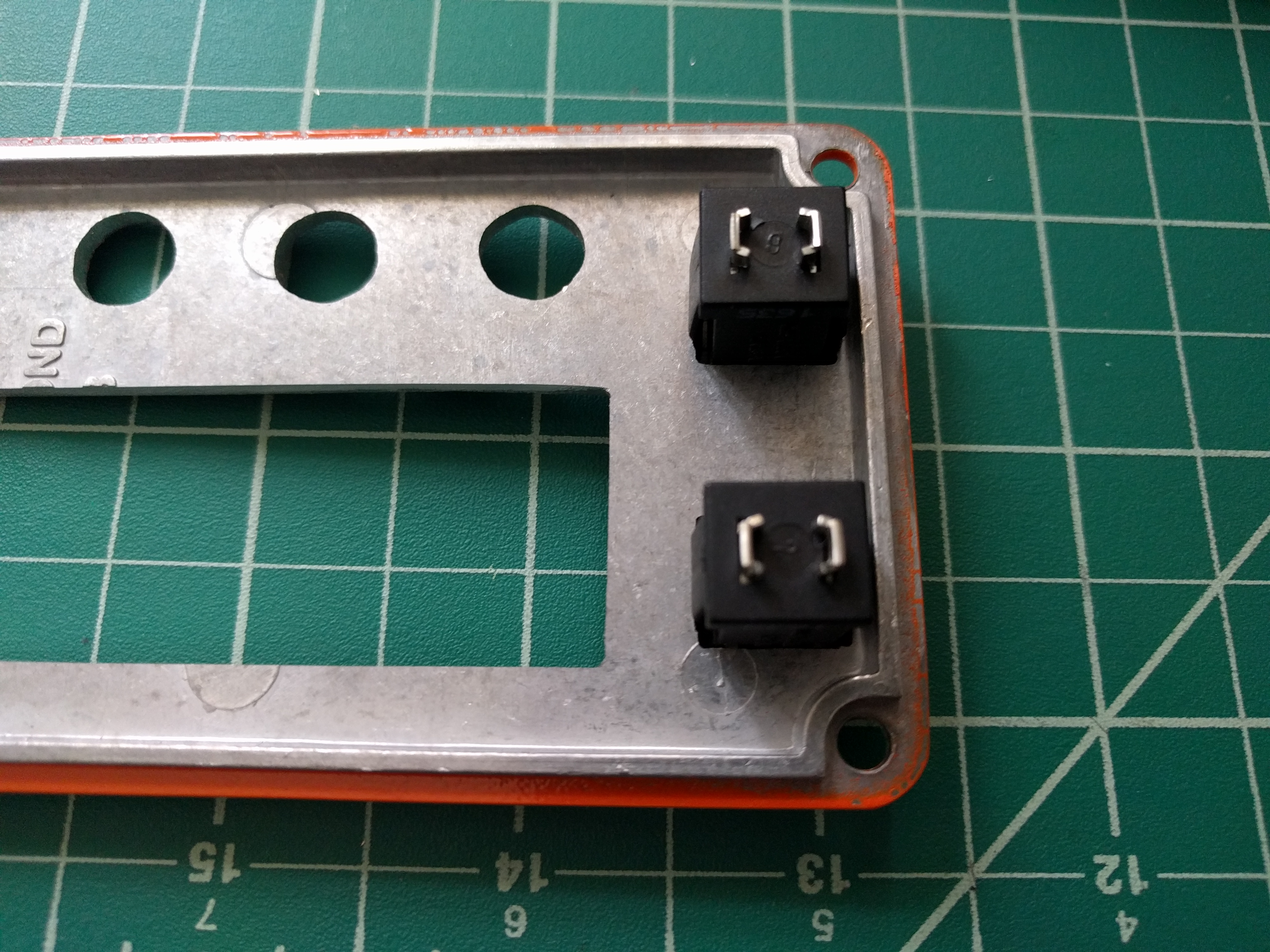 Picture of Lid / Front Panel Assembly