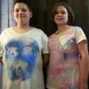 Sharpie Tie-Dyed T-shirt