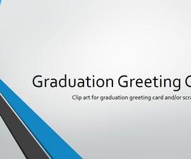 Graduation Greeting Card and Photo Frame