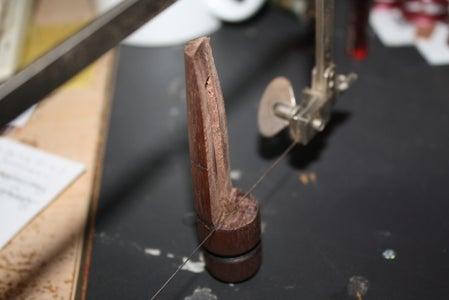 Making the Keg (or Soundboard Insert)