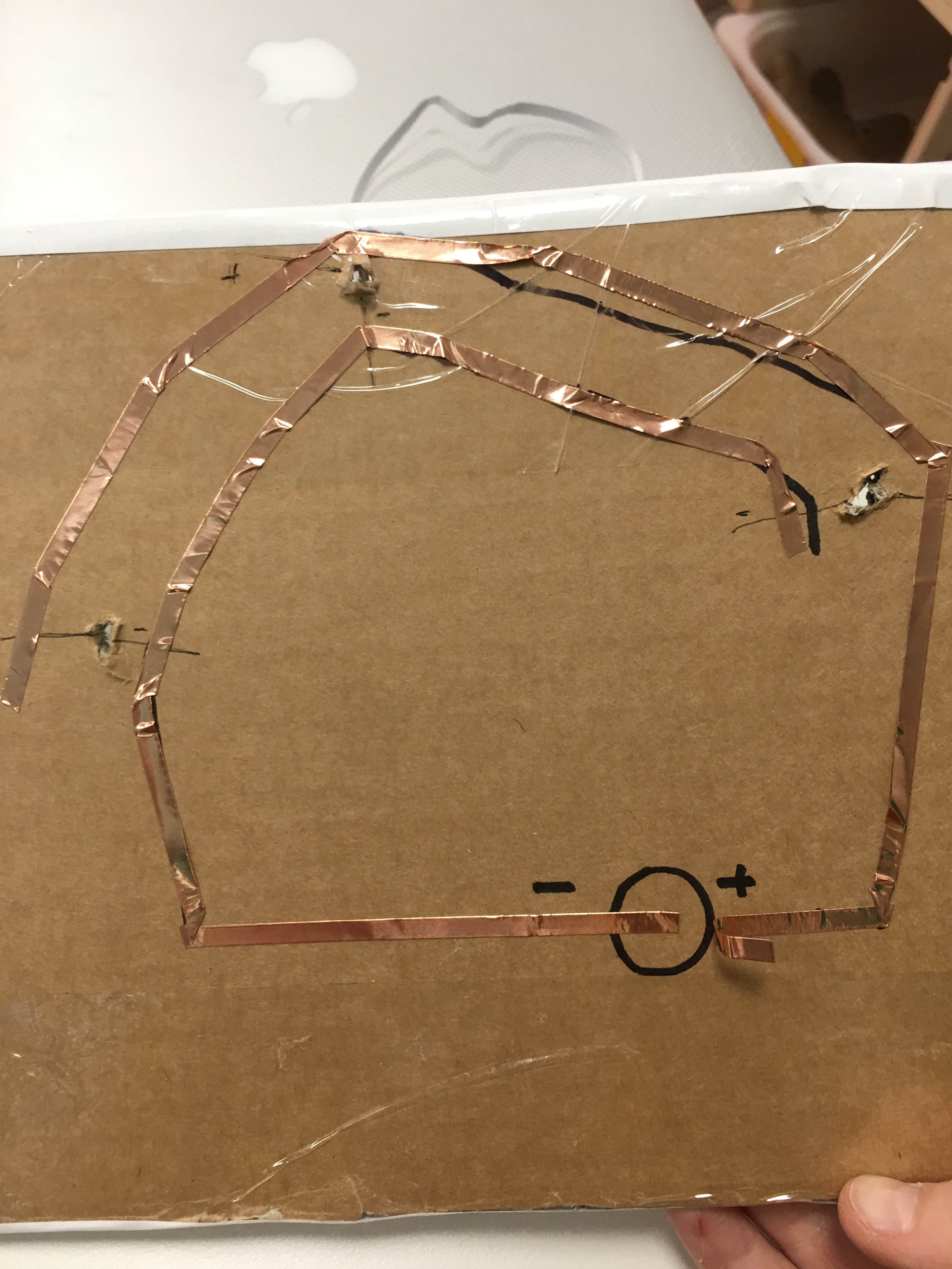Picture of Step 2 - Circuit