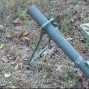 DIY Water Rocket Mortar