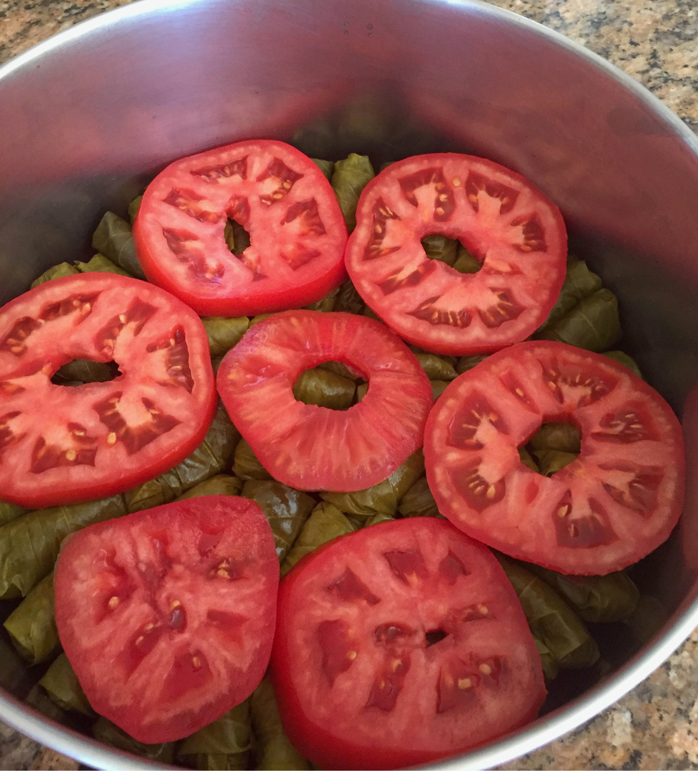 Picture of Layer the Pot for Cooking