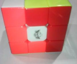 Rubik's Cube : Tetris