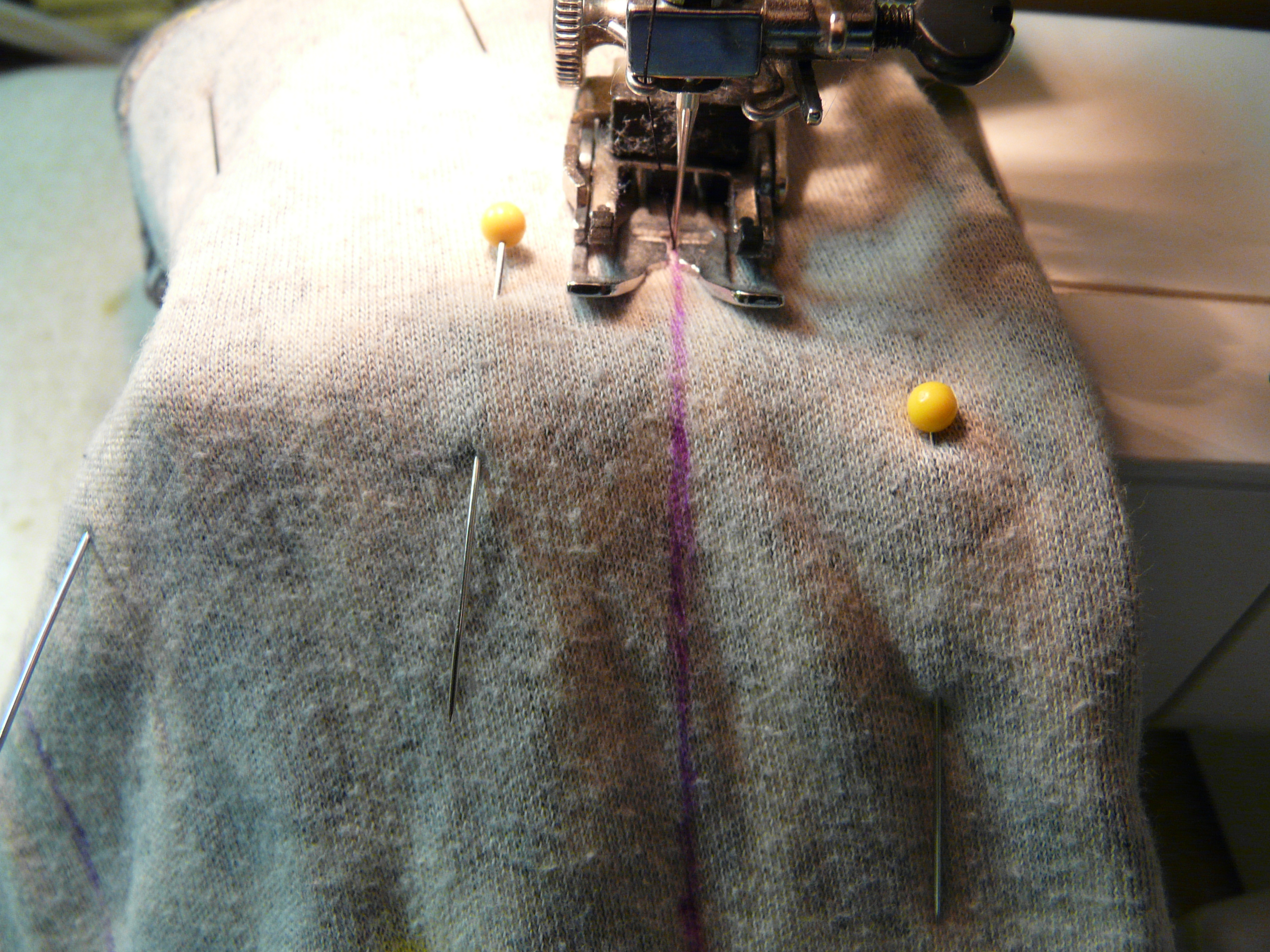 Picture of Pin and Sew
