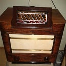 Another vintage radio project