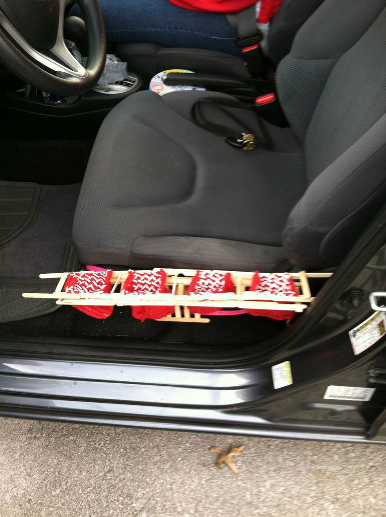 Picture of Car Coin Catcher