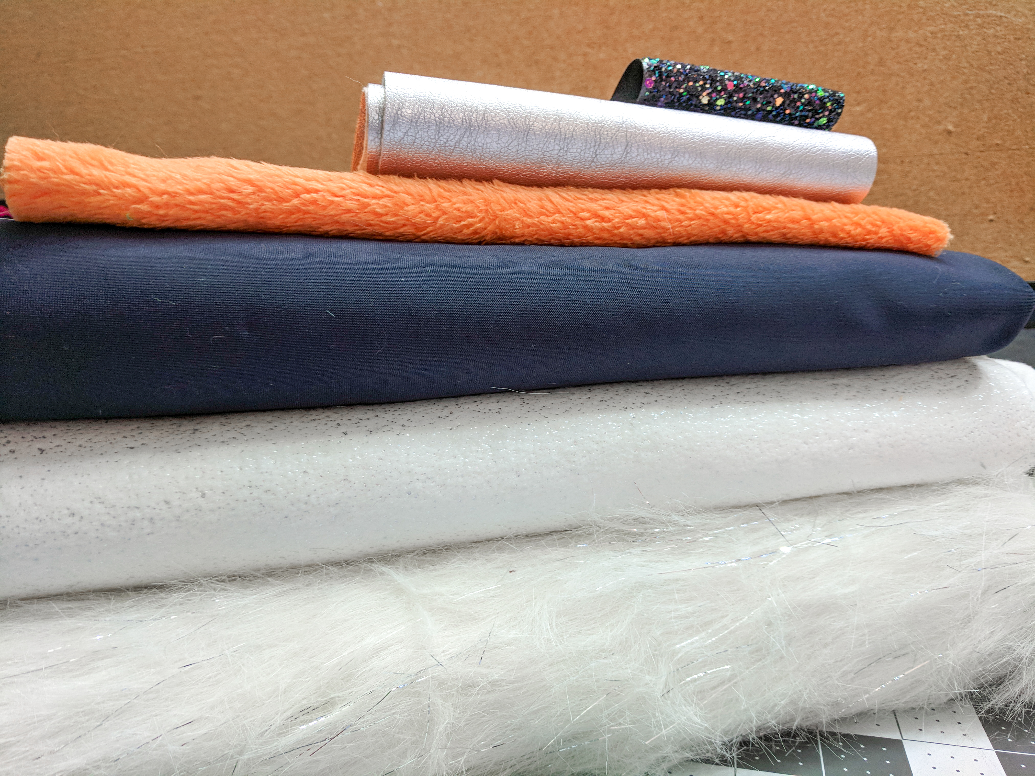 Picture of Fabric & Supplies