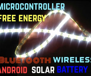 Do It Yourself ! Automated Solar Emergency Lamp !!