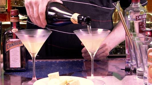 Add Champagne!