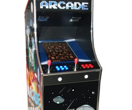 Improving Your Arcade Cabinet