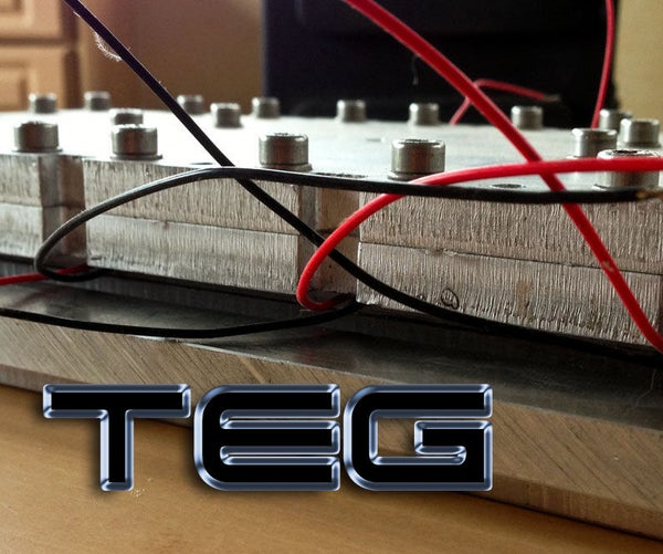 Thermoelectric Power Generation (TEG)