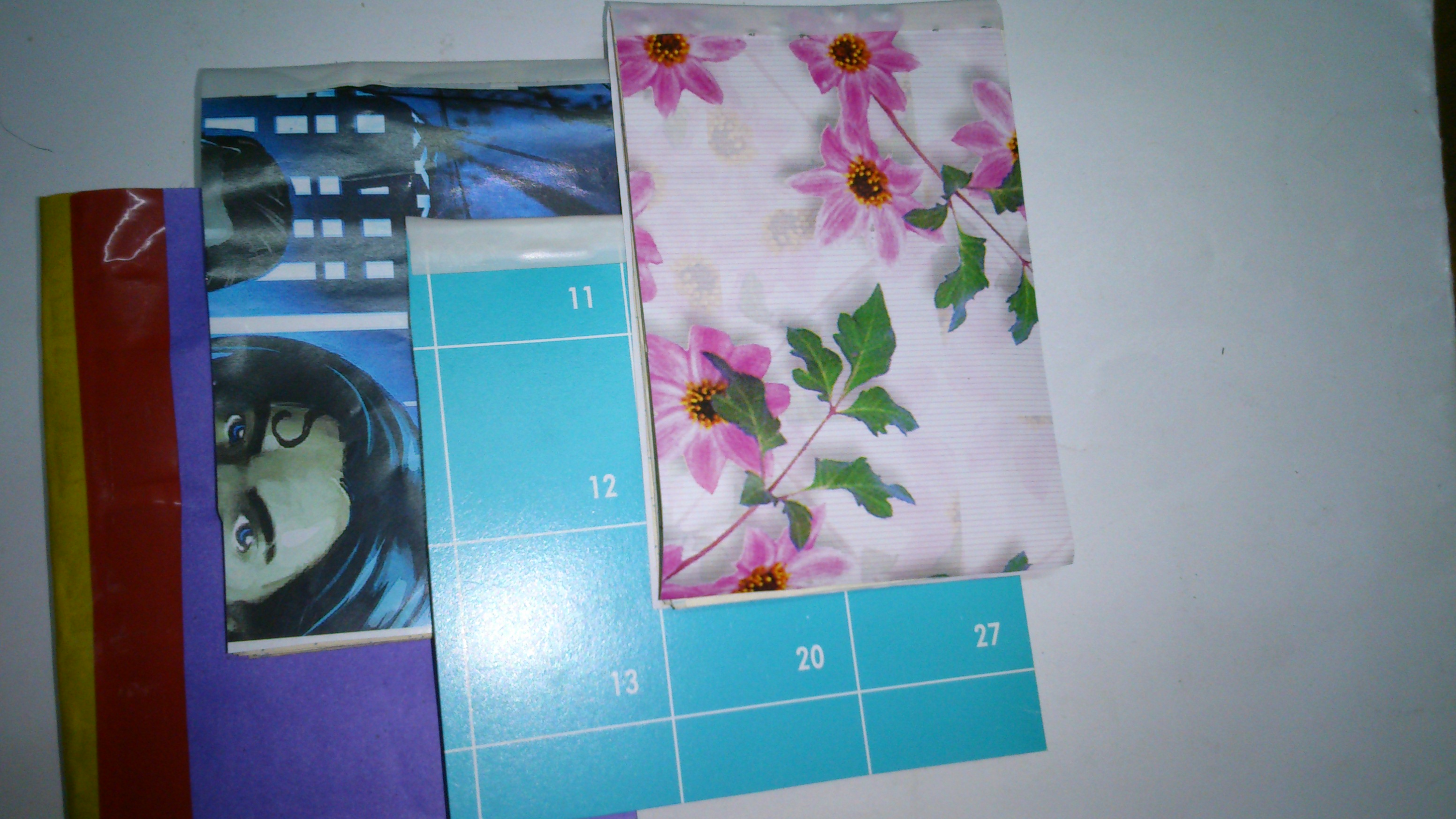 Picture of Final Products Are These Cute 4 Different Mini Notebooks!