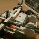 control Lego NXT with wiimote