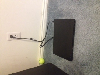 Picture of Plug in Your Bluray Player