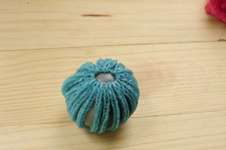 Simple Loom Band Ball