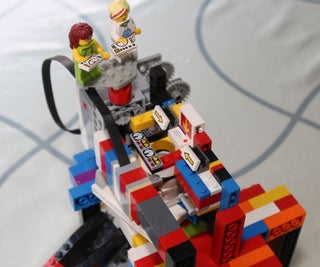 LEGO Boost Candy Sorter