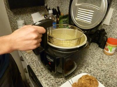 Deep Fryer Time!
