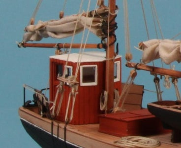 Build a Wooden Maria Model Boat