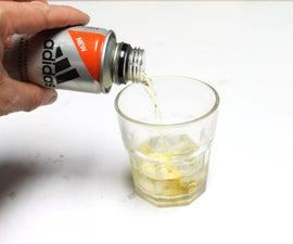 Secret Hip Flask