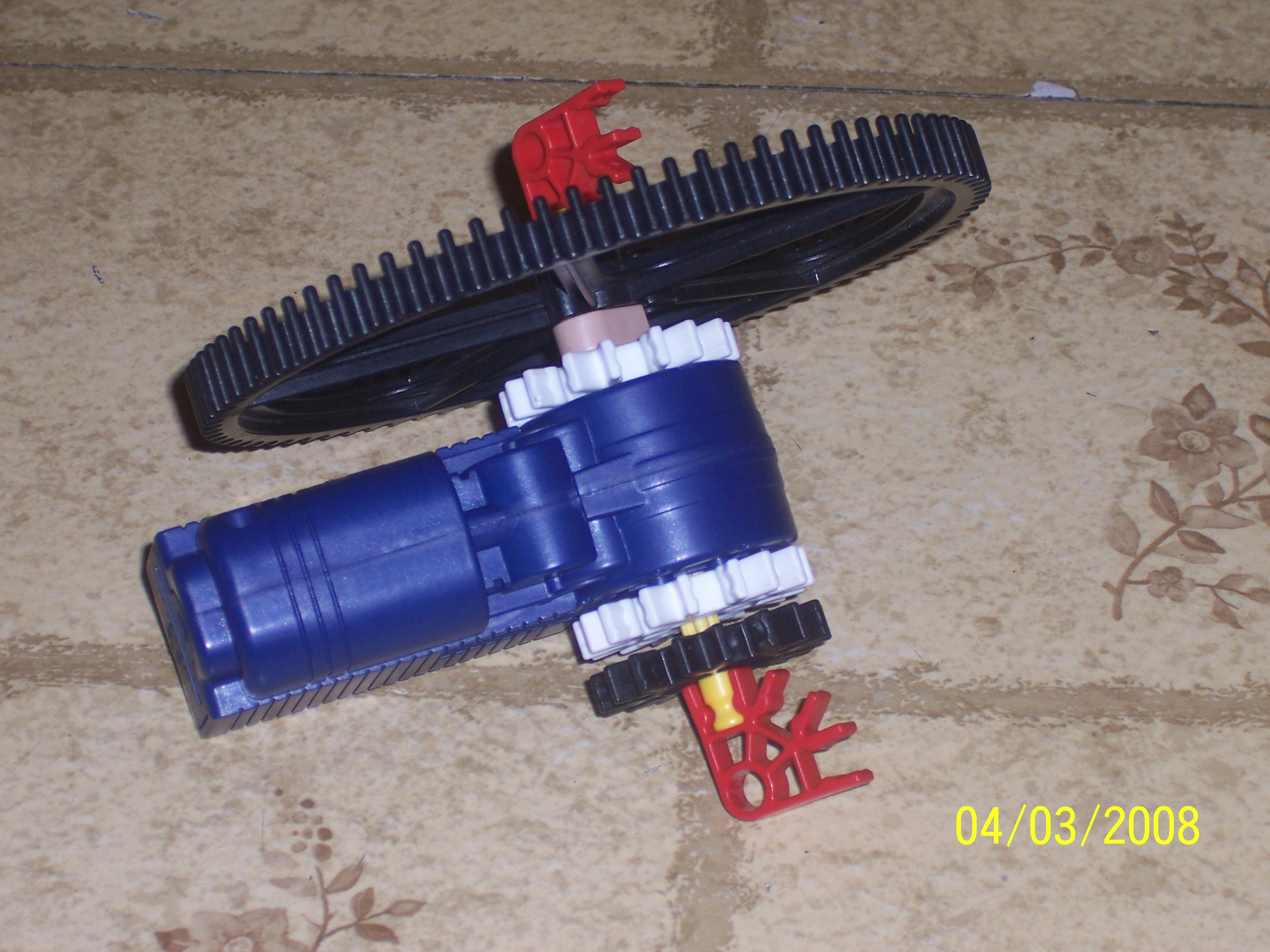 Picture of Build the Gearshaft