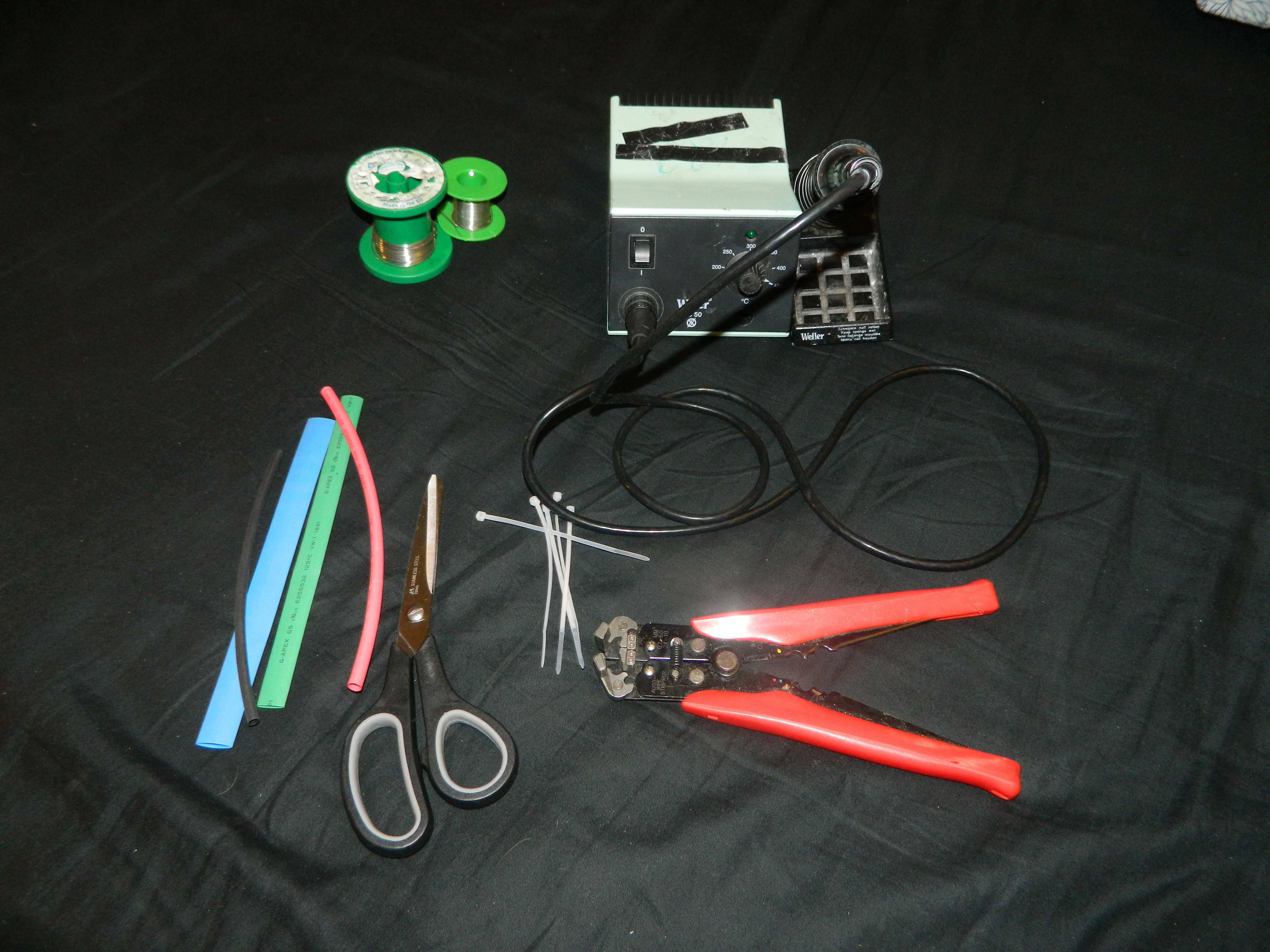Picture of Tools and Equipment Needed