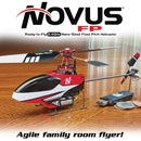 A short clip to Critique: Helimax Novus Fp helicopter