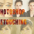 Photoshop Retouching | Skin Smoothing, Eye Enhancement and Divine Ratio