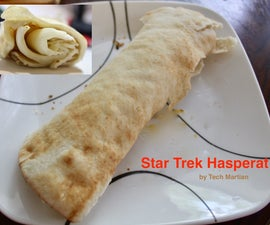 Star Trek Hasperat Made Easy