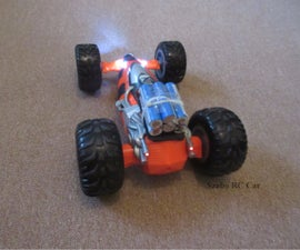 Szabo RC Car (Android Speed-PWM control)
