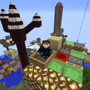 Minecraft Flying Machines