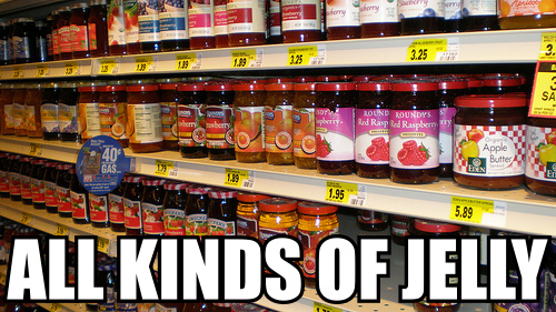 Picture of PIcking a Jelly