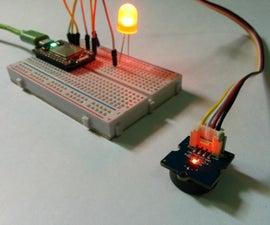 Grove sensors with a Particle Core - Halls Sensor