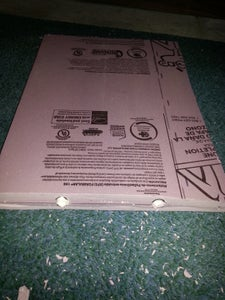 Laminate and Insert PVC for Standing