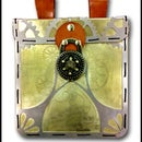 Brass Steampunk Pouch How-To
