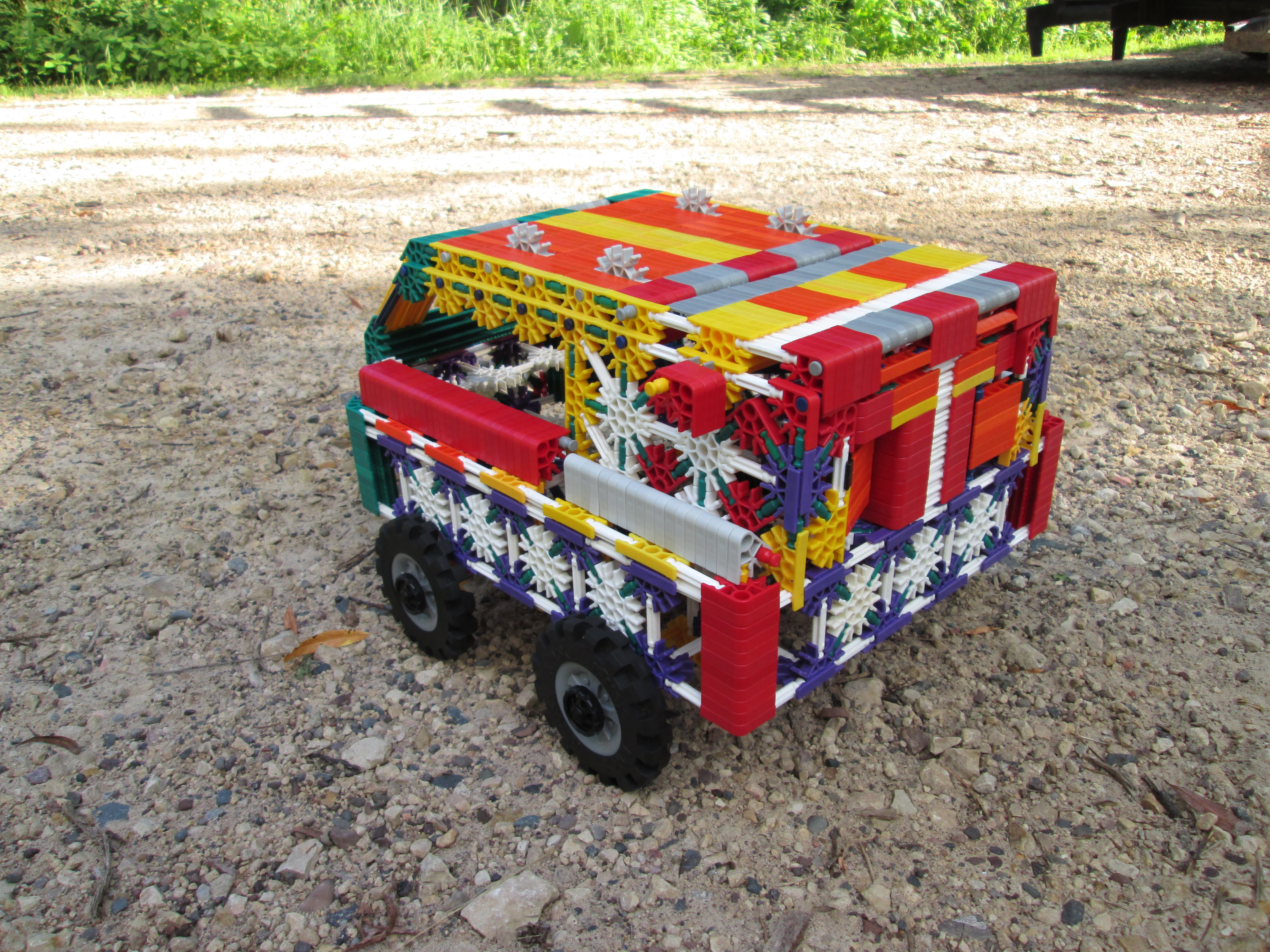 Picture of MPKRV Knex Car