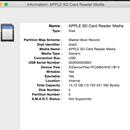 Restore DMG to SD Card - MAC OS X