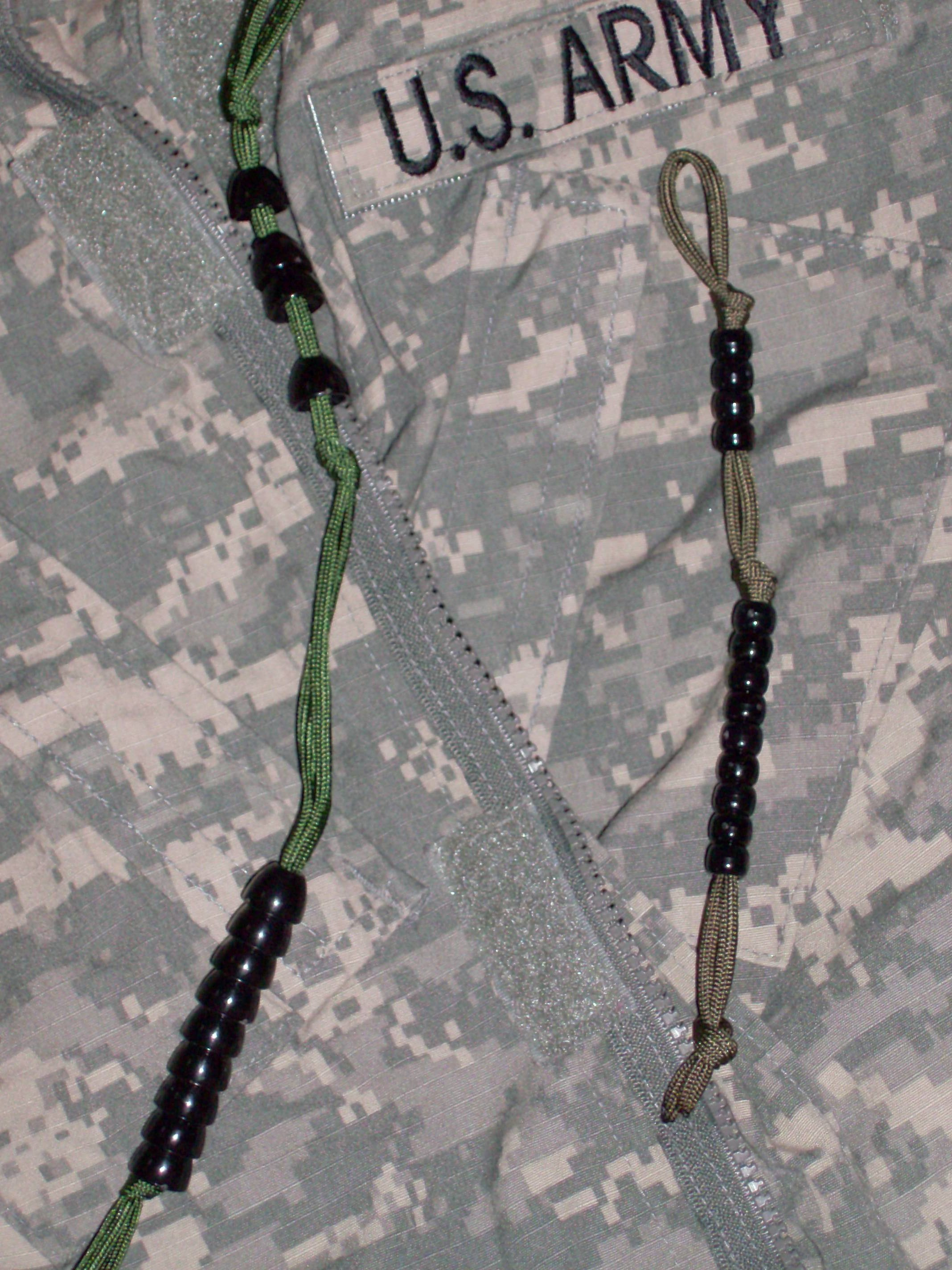 Picture of Army Ranger Beads