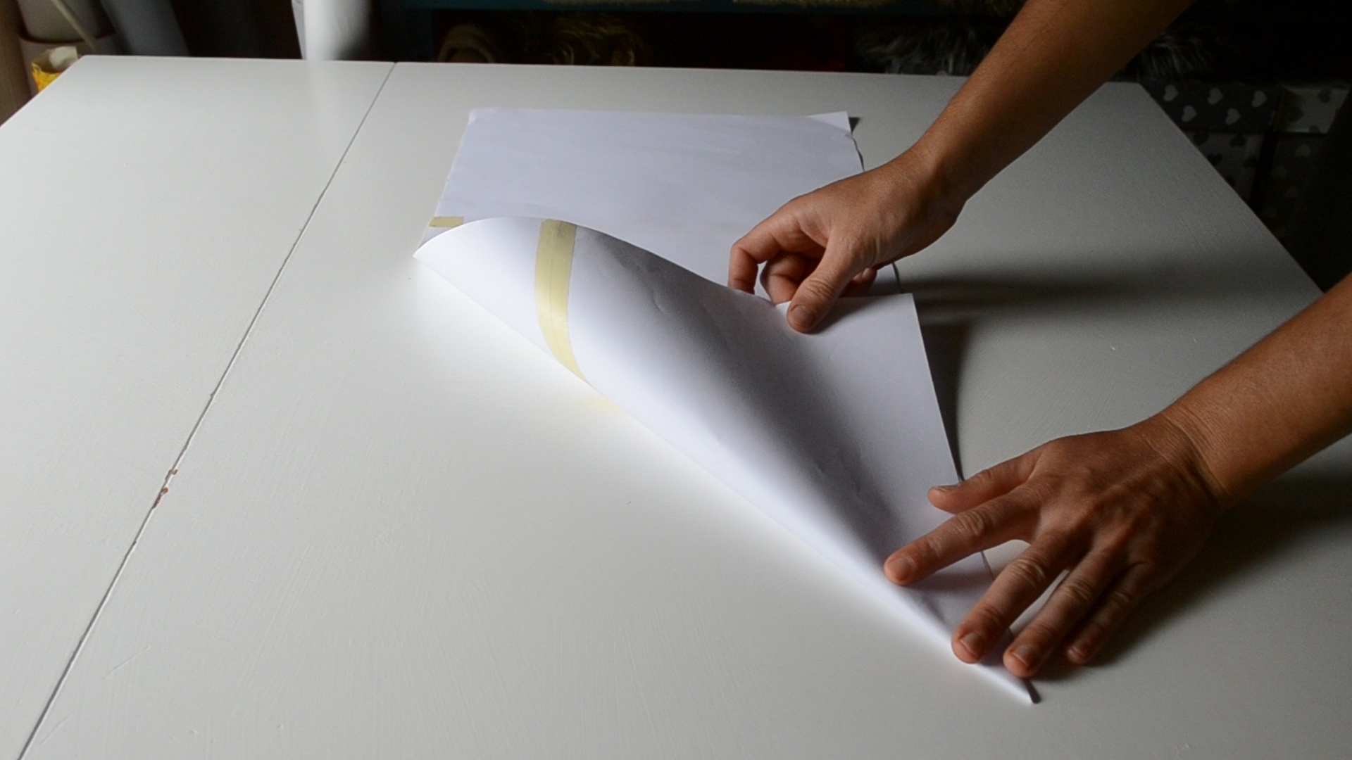 Picture of Making the Pattern