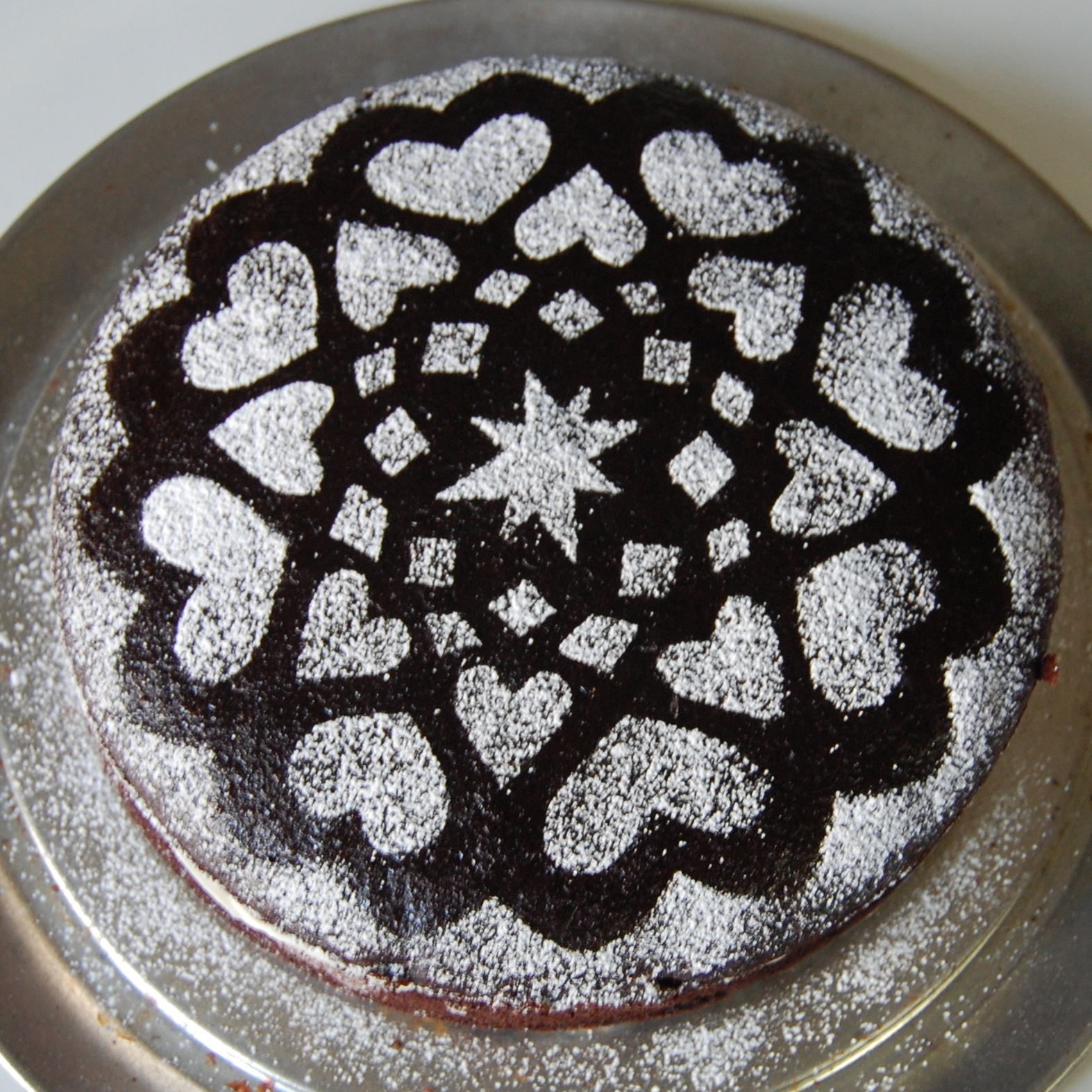 Picture of Healthy AND Delicious Chocolate Cake