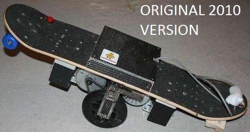 Easy Build Self Balancing Electric Skateboard