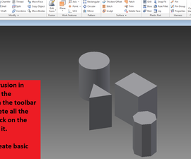 Understanding AutoDesk Inventor 2012: Creating Objects and Extruding