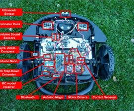 ArduMower  Do It Yourself Robotic Mower!
