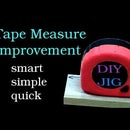 Awesome Tape Measure Improvement