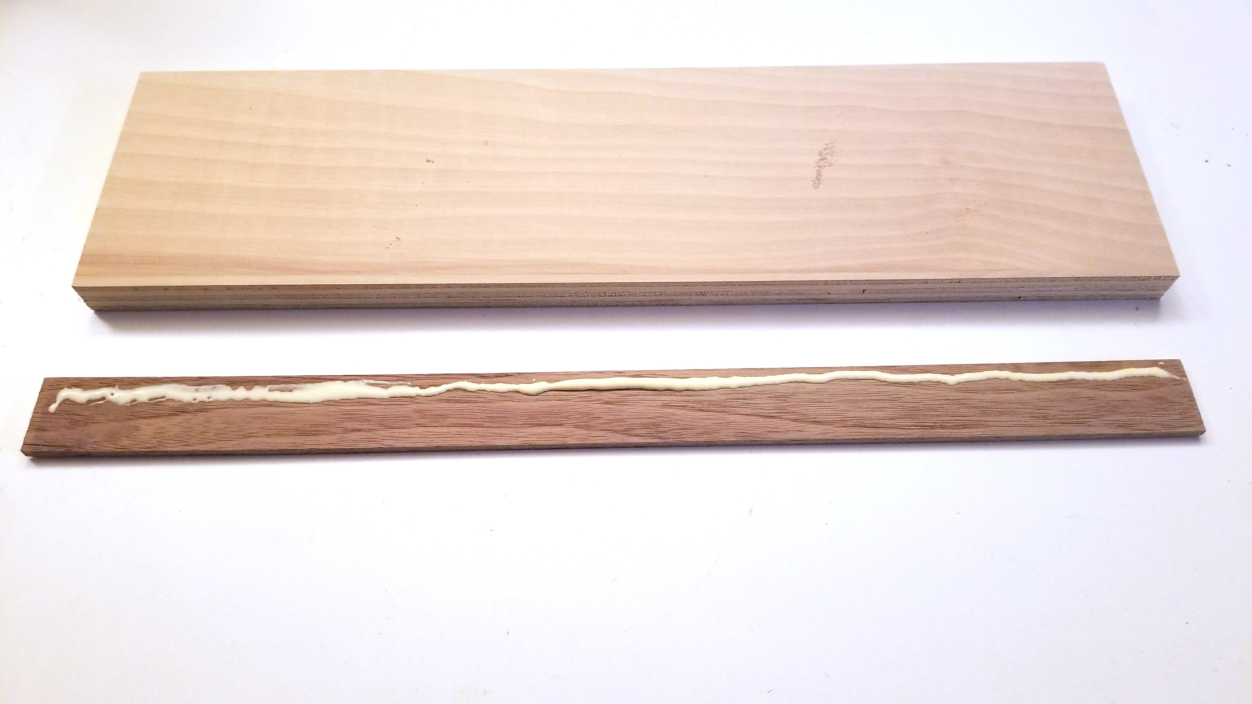 Picture of Cut and Assemble Track